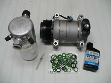 NEW A/C COMPRESSOR KIT FITS: 1998-2004 CHEVROLET S10 / GMC SONOMA (4.3L only)