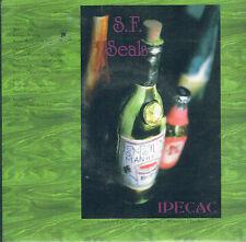 """45T 7"""" : S.F. Seals: ipecac. matador indie"""