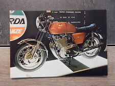 Carte Postale moto - LAVERDA 1000 cc