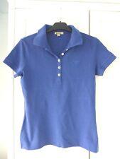 Barbour Camisa Polo, azul, Clásico de manga corta, Talla S