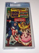 Tales of Suspense #74 - 1966 Marvel Silver Age - PGX VF/NM 9.0