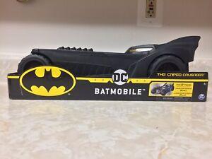 Spin Master Batmobile 30cm 1/12 1/6 Batman DC Comics The Caped Crusader 6055297