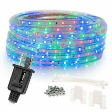 WYZWorks RGB 30FT Extendable SMD 2835 LED Light Strip Indoor/Outdoor/Xmas/Party