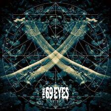 The 69 Eyes - X [New CD]