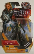 The Mighty Avenger Secret Strike Loki w Combining Blades Action Figure IN HAND