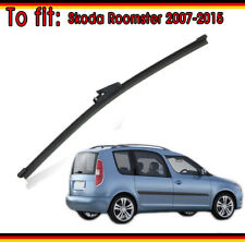 "Skoda Roomster 2007-2013 Exact Fit Rear Wiper Blade Quality 13""V"