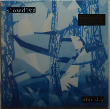 Slowdive - Blue Day LP 180g vinyl NEU/SEALED Mojave 3