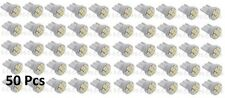 50 X 194 T10 168 501 5W5 Xenon-White 8 SMD LED Car Side Wedge Light Lamp Bulb