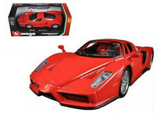 FERRARI ENZO 1:24 Scale Diecast Car Model Die Cast Cars Models Miniature Red