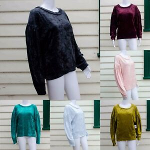 Free People We the Free Milan Layering Long Sleeve Top OB652252 6 Colours
