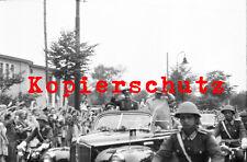 A21 Walter Ulbricht Juri Gagarin Berlin 1963 DDR Kosmonaut UdSSR  Foto 20x30 cm
