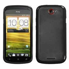 Black Cases, Covers and Skins for HTC One