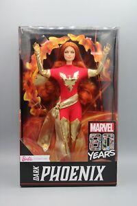 Dark Phoenix Barbie® Doll - 80th Anniversary - Marvel - X-Men - The Power of the