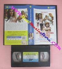 VHS film LA BELLA ANTONIA PRIMA MONICA E POI DIMONIA Edwige Fenech (F25) no dvd