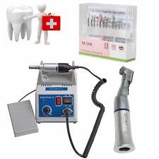 Dental Lab N3 Marathon 35k Rpm Micromotor Contra Angle Handpiece Polishing Kit