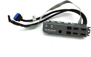 Dell OptiPlex 7010 9010 SFF USB Audio Ports Panel GVJ4G
