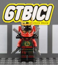 LEGO NINJAGO MINIFIGURA  NYA   Ref 70737  100X100 ORIGINAL LEGO