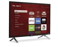 "TCL 28S305 S Series 28"" Dolby Digital Plus Wi-Fi LED TV"