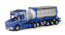 """WSI Models 1/50: 15-1017 Scania 4 Torpedo TL Cont.-SZ """"Maerivoet"""""""