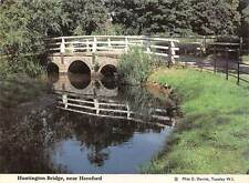 Huntington Bridge Near Hereford River Pont Brucke