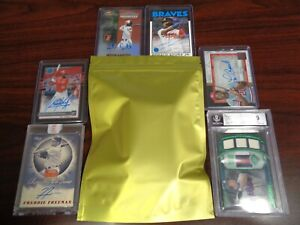 Walk-Off Willys Baseball ROOKIE Card Mystery HOT Packs-With Chase AUTOS!-READ!!