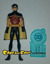 """DC Universe Young Justice ROBIN Loose 3.75"""" Action Figure Mattel DCUC 2011"""