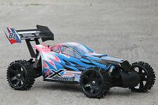 XTC RC MEGA MONSTER BUGGY BRUSHLESS 4WD 4X4 80KM/H 1:5 + 2,4 GHZ FUNKE NEU TRUCK