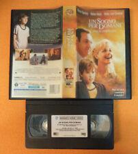 VHS film UN SOGNO PER DOMANI 2001 Kevin Specey Helen Hunt WARNER (F54) no dvd