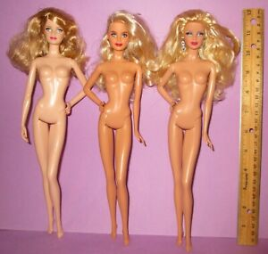 Barbie Model Muse Body Lot Mackie Holiday Mackie Nude Doll Dolls for OOAK Play