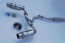 Invidia Toyota GT86/Subaru BRZ N1 Cat-Back Exhaust- SS TIps HS12SSTGTP