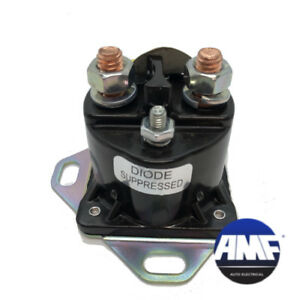New Ford Starter Solenoid Relay Switch for Ford SW1951 - Assembled in USA