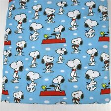 SNOOPY & WOODSTOCK 100% Cotton Fabric Material 19