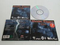 Grave Digger – Tunes Of Wacken - Live / Gun – Gun 195 CD Album Digipak