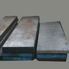 "(.750"") 3/4"" x 4"" x 8"" 1018 CRS Steel Flat Bar/Bar Stock"