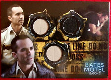BATES MOTEL - NESTOR CARBONELL as Sheriff Alex Romero, Triple Costume Card - 3C1