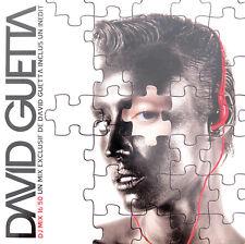 David Guetta CD DJ Mix 16'50 - Promo - France (EX/M)