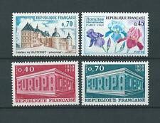 FRANCE - 1969 YT 1596 à 1599 - TIMBRES NEUFS** LUXE