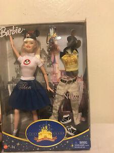 2004 Barbie Doll Disney Theme Park 50th Anniversary C6845