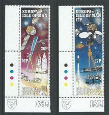 Francobolli europei usato sul spazio