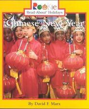 Año nuevo chino (novato lectura sobre vacaciones) de Marx, David F.
