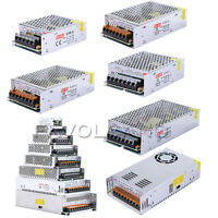 Universal 12V 36-600W 3/5/10/20/50A Switching Power Supply Driver for LED Strip