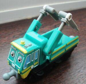 Chuggington die cast train - Cormac