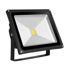 50W LED Fluter Strahler Scheinwerfer Leuchte Außenbeleuchtung Kaltweiß Warmweiß