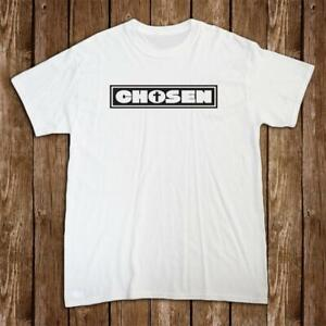 Chosen t shirt unisex high quality product personalized Australian Owned made