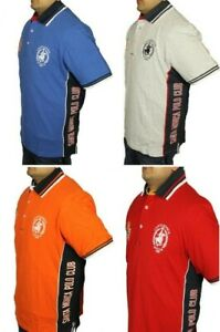 santa monica polo club GREY 4XL polo shirt - BRAND NEW WITH TAGS