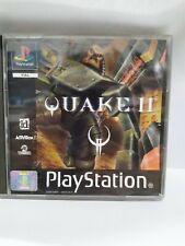 Quake 2 black label playstation 1 versione italiana