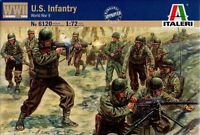 Italeri - U.S. Infantry (World War II) - 1:72