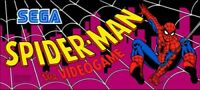 Spiderman Arcade Marquee – 26″ x 8″