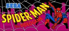 Spiderman Arcade Marquee – 26″ x 8″