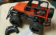 New Bright - Jeep Wrangler Orange MOPAR Edition 2.4ghz Remote Control RC Car